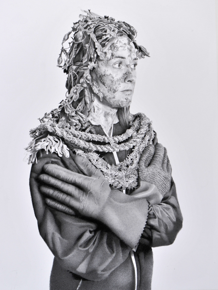 Portrait de mon ancêtre Marin